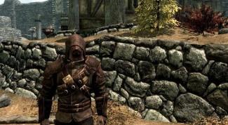 Как стать вором в Skyrim