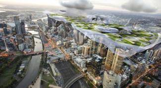 Как будут выглядеть города будущего