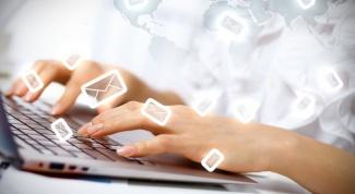 Как должна выглядеть электронная почта