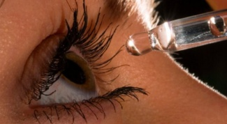 What are drops used for conjunctivitis