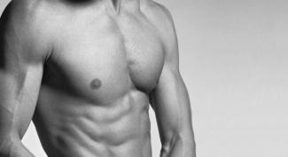 Как убрать подкожный жир у мужчин
