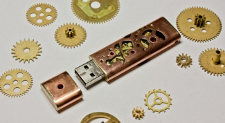 How to check for error USB flash drive