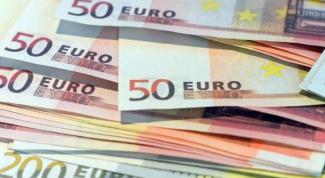 Как проверить на подлинность евро