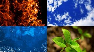 Какая стихия у разных знаков Зодиака
