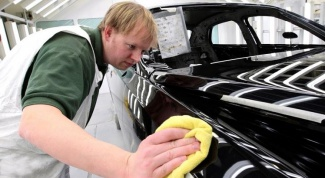 Как убрать глубокие царапины на машине