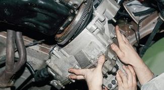Как снять коробку передач с ВАЗ-2110