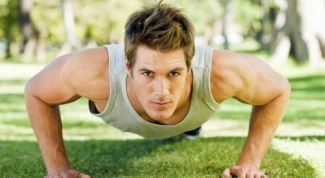 How best to do push-UPS