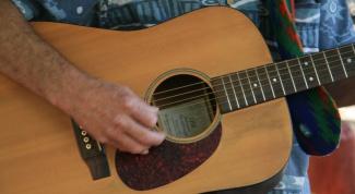 Как играть частушки на гитаре