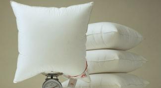 Какие подушки лучше всего: отзывы