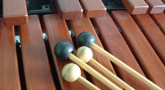 Как играть на ксилофоне