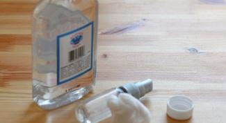 Как убрать след от наклейки