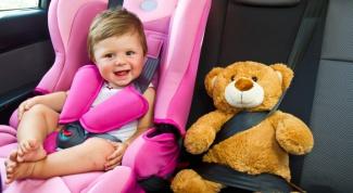Как выбрать детские автокресла