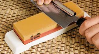 Как лучше всего точить ножи в 2018 году