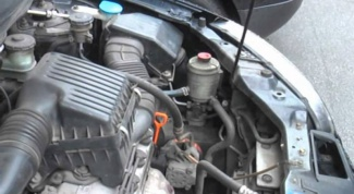 How to check the oil in the CVT
