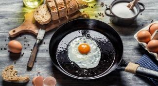 Как готовят яйца в Германии
