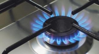 Какой газ используется в квартире