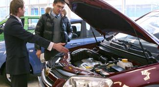Как проверить машину из автосалона