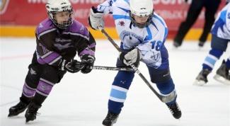 Куда записаться,чтобы играть в хоккей