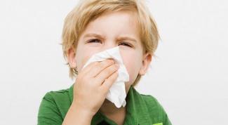 Как выглядит у ребенка аллергия