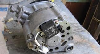 Как выглядит генератор на ВАЗ