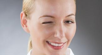 Как убрать мимические морщины вокруг глаз
