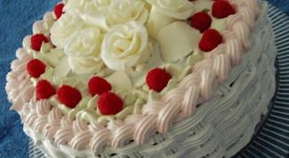 """Как приготовить торт-безе """"Маркиз"""""""