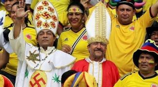 ЧМ 2014 по футболу: как проходила игра Япония - Колумбия