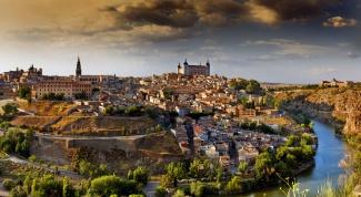 Однодневные экскурсии из Мадрида