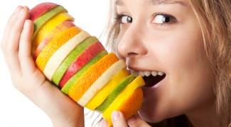 Продукты и витамины для красоты кожи