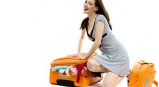 Что женщине необходимо взять в путешествие
