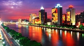 Основные туристические центры Китая