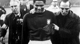Эйсебио - легенда португальского футбола