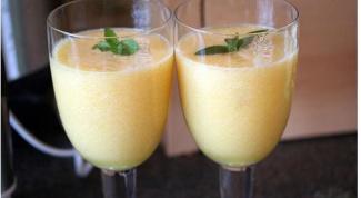 Как приготовить витаминные коктейли