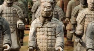 Достопримечательности Китая: терракотовая армия