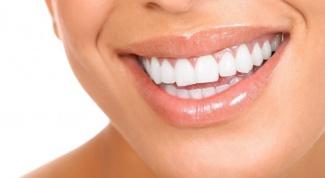Домашние способы отбеливания зубов