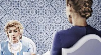 Как выстроить взаимоотношения со свекровью