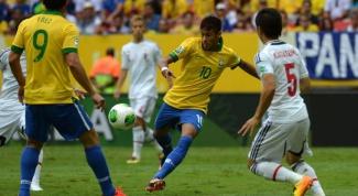 Какие сборные сыграют в 1/8 финала мундиаля в Бразилии