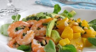 Салат «Оранжевый сюрприз»