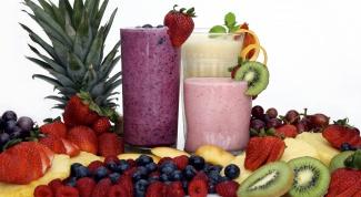 Рецепты освежающих летних смузи