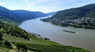 Какие реки есть в Германии