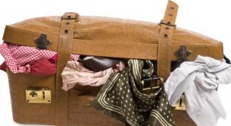 Как компактно упаковать вещи в чемодан