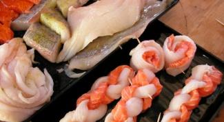 Рыбные косички в нежном сливочном соусе