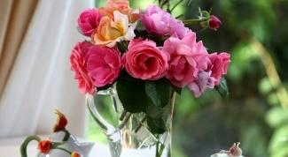 Как максимально продлить жизнь срезанным цветам