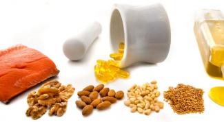 Влияние жирных кислот омега 3, 6, 9 на организм человека и их содержание в продуктах питания