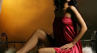 Чувственный элемент женского гардероба: комбинация