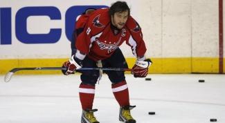 Александр Овечкин: статистика в НХЛ
