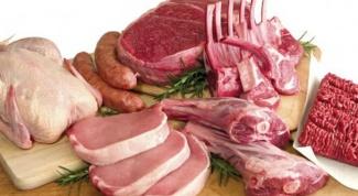 В каком мясе больше всего холестерина