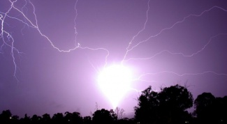 Ball lightning: how it looks