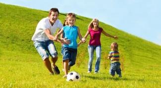 Как заняться спортом всей семьей