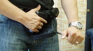 Как получить разрешение на оружие  в Москве